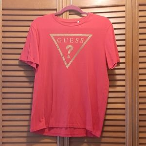 Men's  Guess Graphic Tee